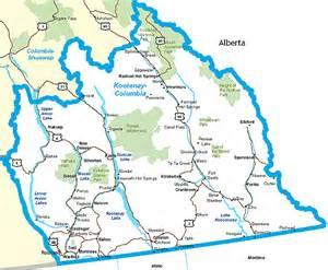 Rocky Mountain National Park Region Map