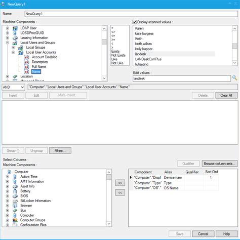 Ldms Database