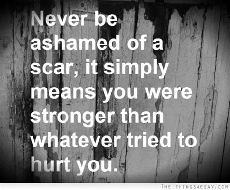 Scars On The Heart Quotes. Quotesgram