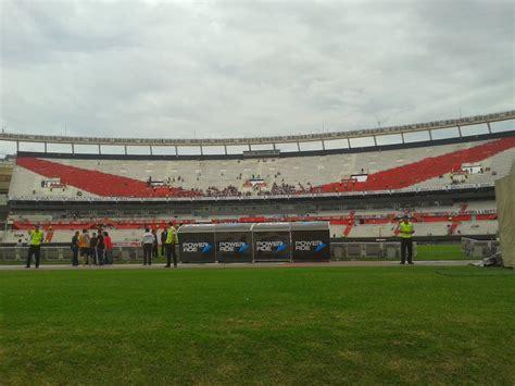 Canchas y Estadios: Estadio Monumental Antonio V. Liberti