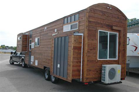 house trailer gooseneck tiny house tiny house swoon