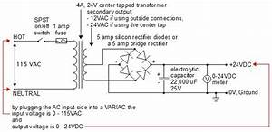 24v Dc Power Supply  Homemade  Diy