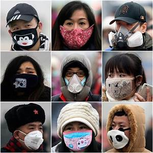 Masque Anti Pollution Particules Fines : alerte rouge la pollution p kin la croix ~ Melissatoandfro.com Idées de Décoration