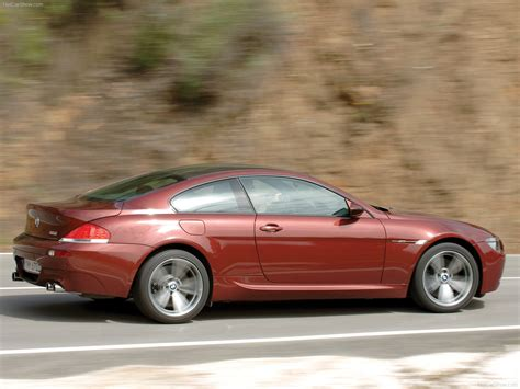 Bmw M6 E63 Picture 63838 Bmw Photo Gallery Carsbasecom