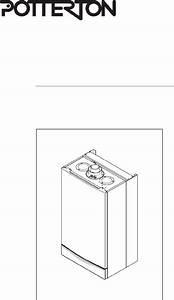 Potterton Performa 28 Boiler User Operating Instructions