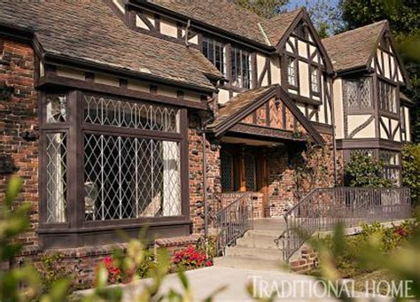 Get Look Tudor Style by Get The Look Tudor Style Traditional Home
