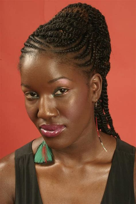 Black Twist Hairstyles by Braids And Twists Hairstyle Thirstyroots Black
