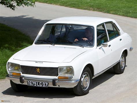 Peugeot 504 1968–83 wallpapers (1600x1200)