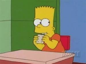 The Simpsons Eating GIF - Find & Share on GIPHY