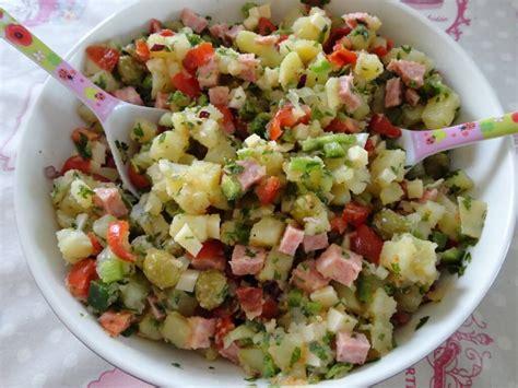 recettes de cuisine tunisienne salade de pommes de terre à l 39 italienne recette az