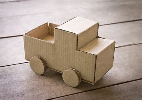 cardboard box projects  kids popsugar moms