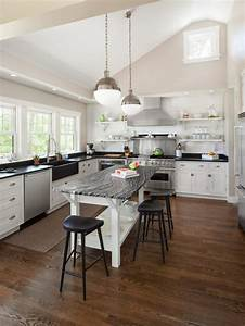 open kitchen island 2354