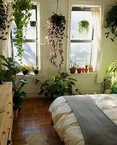 Urban Jungle Aesthetic Bedroom Fres Hoom