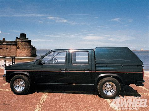 nissan pickup 1996 1996 nissan truck information and photos zombiedrive