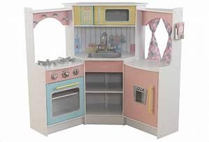 Cuisine Enfant En Bois : cuisines enfants en bois des jouets pour petits cuisiniers ~ Teatrodelosmanantiales.com Idées de Décoration