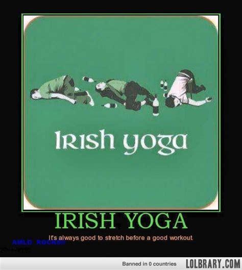 Irish Birthday Meme - yoga quotes funny jokes quotesgram