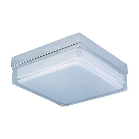 et2 lighting e21038 01pc 2 light flux square flush mount