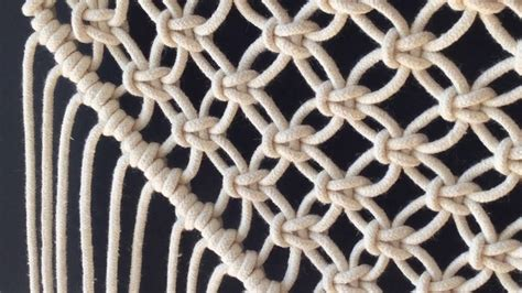 knots  macrame newbies