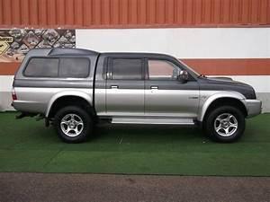 Top Occasion : 4x4 pick up mitsubishi l200 double cabine avec hard top mitsubishi vo667 garage all road ~ Gottalentnigeria.com Avis de Voitures