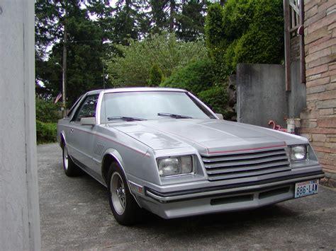 Tuning Cars And News 1980 Dodge Mirada
