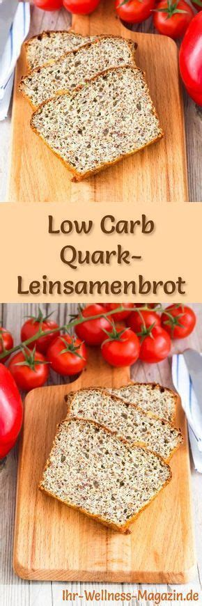 leinsamenbrot ohne kohlenhydrate low carb quark leinsamenbrot rezept zum brot backen low carb brot brot backen