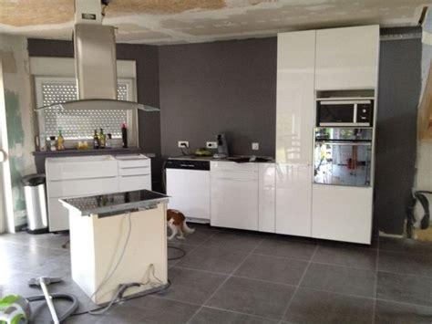 cuisine ikea blanc brillant montage des meubles ikea collection metod 2014 ringhult blanc brillant maison ossature bois