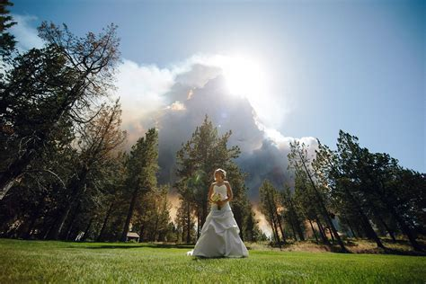 A Wildfire Wedding In Bend, Or  Pics And Story By Josh. Make Your Own Wedding Magazine Cover. Wedding Reception Venues. Toast In The Wedding. Wedding Colors May