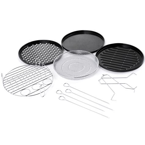 induction ready cookware amazon turbo oven complete accessory set the secura