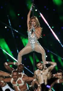 Jennifer Lopez Performs During The Super Bowl Liv