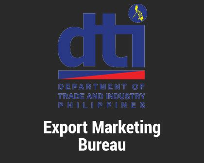 export bureau philippine national trade repository