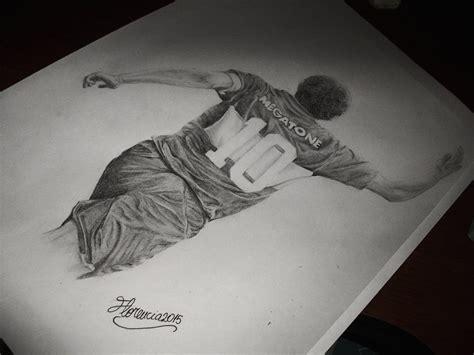 Dibujo a lápiz - Fútbol | Handprint christmas, Craft ...
