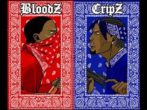 Bloods Vs Crips - Throw Your Hood Up HQ/HD - YouTube