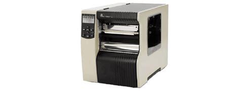 Stampante Zebra 170xi 4 Industriale Struttura Metallo
