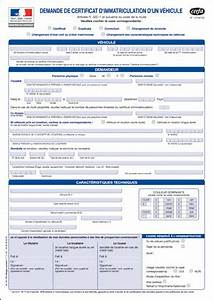 Démarche Pour Vendre Une Voiture : demarche pour immatriculer votre vehicule acheter en ~ Gottalentnigeria.com Avis de Voitures