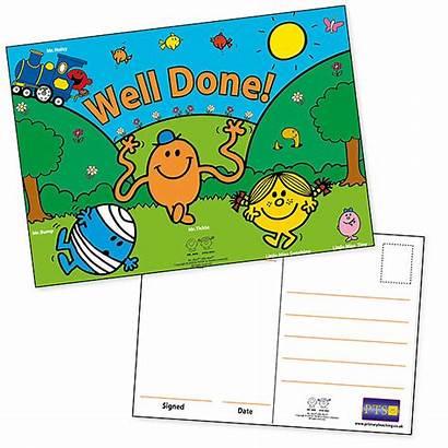 Mr Postcards Miss A6