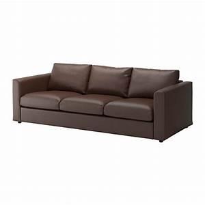 Ikea Vimle Sofa : vimle sofa farsta dark brown ikea ~ A.2002-acura-tl-radio.info Haus und Dekorationen