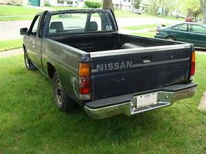 Buy Used 1990 Nissan King Cab Pickup Truck