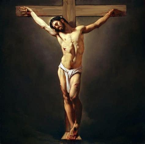 roberto ferri la  crucis xii stazione christus en