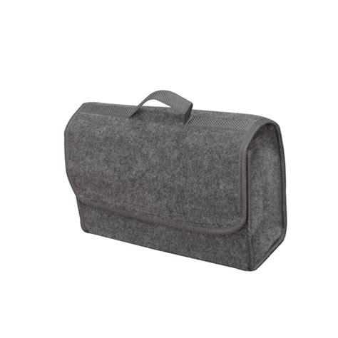 rangement pour coffre de voiture sac de coffre en moquette pour triangle 1er prix confiance norauto fr