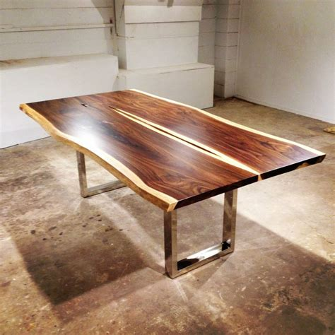 Just Dining Tables by 44 Best Images About Slab Tables Wood Furniture