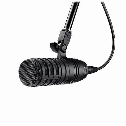 Technica Audio Bp40 Broadcast Microphone Shure Micro