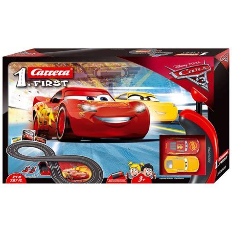 Disney Pixar Cars Racing System Track  Slot Circuit B&m