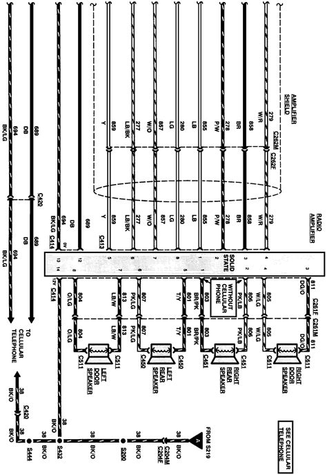 Need Wiring Diagram Fort Ford Thunderbird Premium