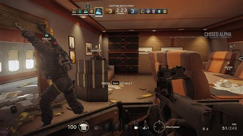 siege in rainbow six siege preview bit tech