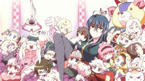 witch craft works kagari ayaka anime girls anime