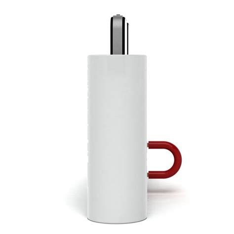 toaster styled iphone docking station  alarm clock gadgetsin