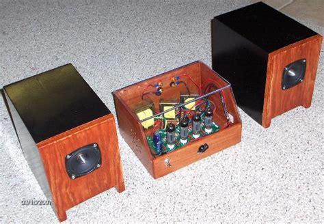 tube amplifier kit   delsol speaker projects