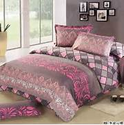 Pink Bedroom Set by Gallery For Pink And Grey Bedding