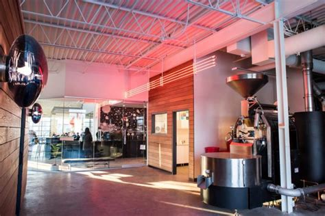 Christian johnson, owner / founder. Inside The New Dogwood Coffee Roasters HQ In Minneapolis - CoffeeRat