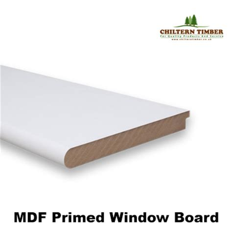 Window Sill Suppliers by Cts Mdf Primed Window Board Sill 25 X 169mm Chiltern Timber